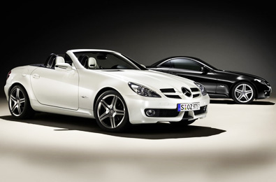 Mercedes-Benz SLK 2LOOK Edition (2009)