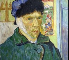 Van Gogh_Self Portrait